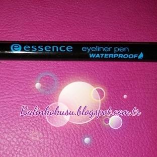 Essence Waterproof Eyeliner Pen Yorumlarım