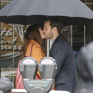 Fifty Shades of Grey devam filminden ilk görüntü