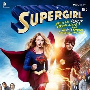Flash Ve Supergirl Ortak Bölümü Hakkında Bilgiler