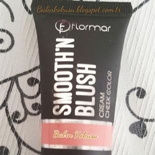 Flormar Smooth Blush