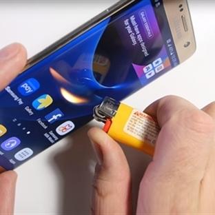 Galaxy S7 İlk İşkence Videosu!