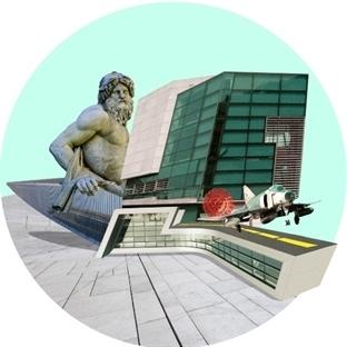 Galeri Khas'ta Vertigo ve Yerçekimi Sergisi