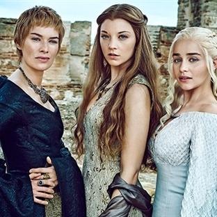 Game Of Thrones Dizisinden 6 Kapak