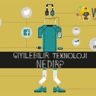 Giyilebilir Teknoloji Nedir?
