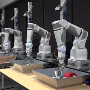 Google'dan nesneleri tanımak için robotlar