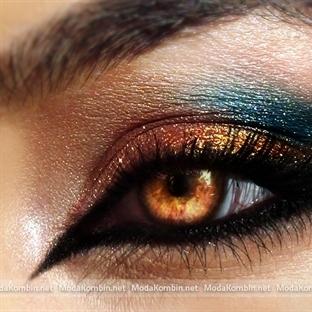 Göz rengine göre makyaj önerileri