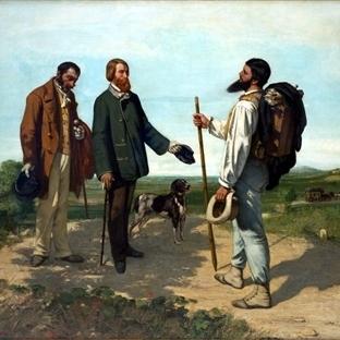 Günaydın Mösyö Courbet