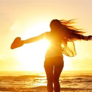 Güneş Işığının Cilde Faydaları