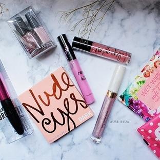 H&M Kozmetik Alışverişi - Mart  ♡ │ Ause Esua