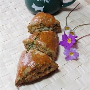 Havuçlu Dereotlu Pastane Poğaçası