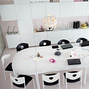 IKEA Kurumsal ile Ofis Dekorasyonu