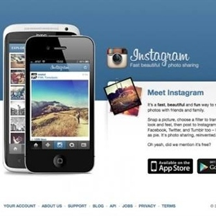 Instagram Web'e Yepyeni Özellikler Geldi