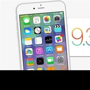 iOS 9.3'e Sadece Birkaç Gün Kaldı