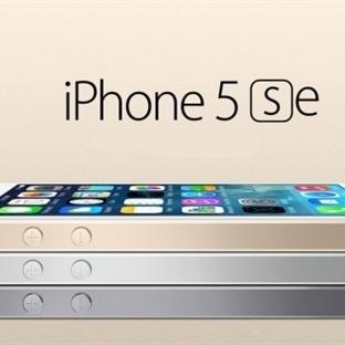 iPhone 5SE Geliyor
