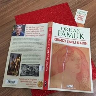 Kitap Saati: Kırmızı Saçlı Kadın - Orhan Pamuk