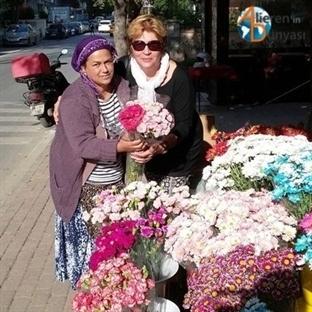 Kadıköy'ün Çiçekçi Kadınları