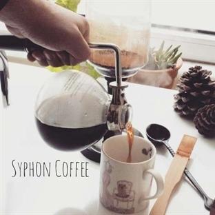 Kahvede Yeni Dalga Syphon