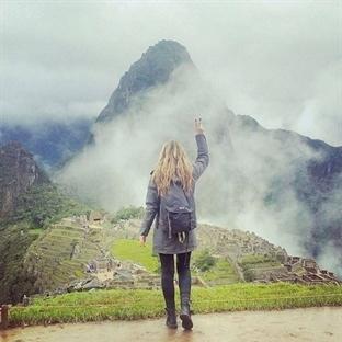 Kanserle Mücadele Eden Kadının Seyahati