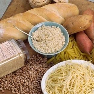 Karbonhidrat İçeren Gıdalar