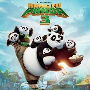 Kung Fu Panda 3 : Evrenin Panda İhtiyacı