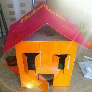 Kutudan Ev Yapımı