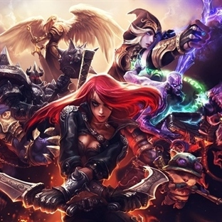 League of Legends Oyuncusundan Dünya Rekoru Geldi!