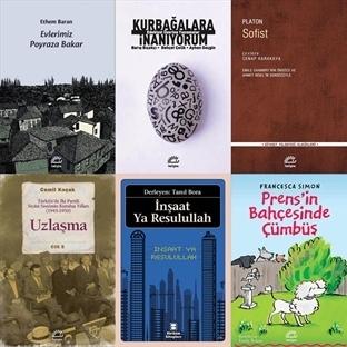 İletişim Yayınları'ndan Mart Yenileri