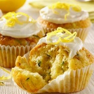 Limonlu Muffin Tarifi