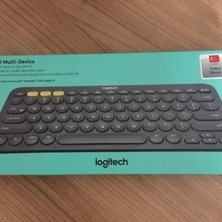 Logitech K380 Çok Aygıtlı Bluetooth Klavye
