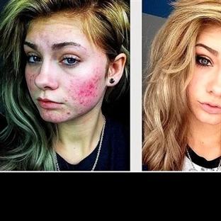 Makyaj Sayesinde, Efekt İhtiyacı Duymayan 20 Kadın