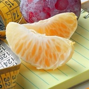 Meyveden alınan şeker kilo vermeye yardımcı mı olu