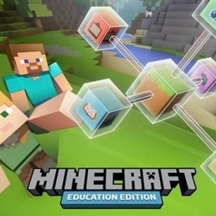 Minecraft Eğitimle Buluşuyor