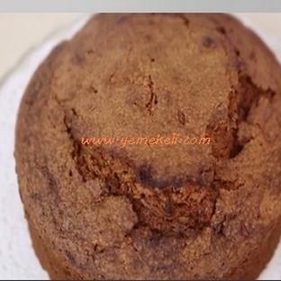 Muzlu Bademli Kek