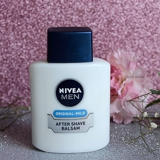 Nivea Men After Shave Balsam - Makyaj Bazı