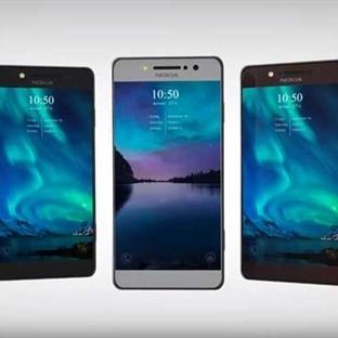 Nokia C9 Teknik Özellikleri ve Konsept Videosu