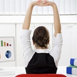 Ofiste Yapabileceğiniz 4 Egzersiz