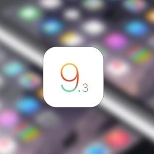İOS 9.3 Çıktı! İOS 9.3 ile Hangi Yenilikler Geldi?