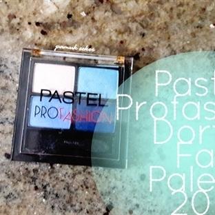 Pastel Profashion Dörtlü Far Paleti | 203