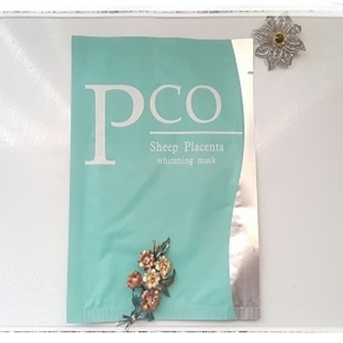 PCO Sheep Placenta Whitening Mask