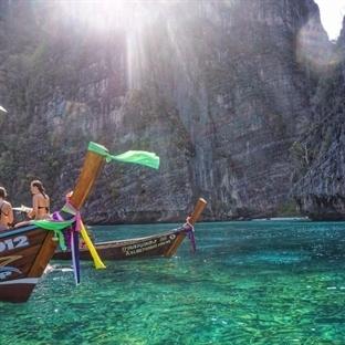 Phi Phi Adaları | Yol Günlükleri