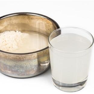 Pirinç Suyu İle Cilt Bakımı Formülleri