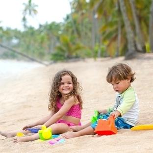 Plajlarda Çocukların Beslenmesine Dikkat