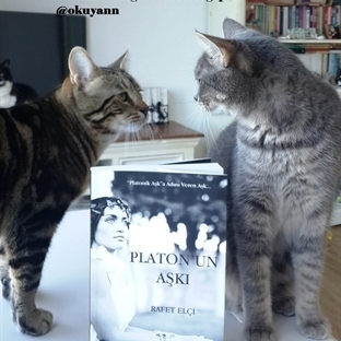 Platon'un Aşkı - Rafet Elçi * Bahar Okuma Şenliği