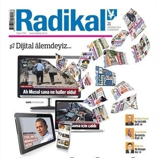 Radikal.com.tr de kapanıyor!