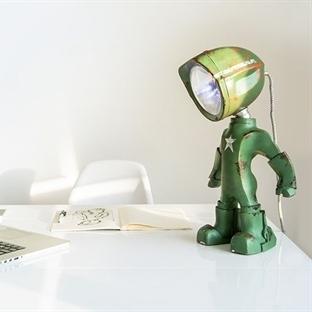 Radu & Andrew'den The Lampster Aydınlatma