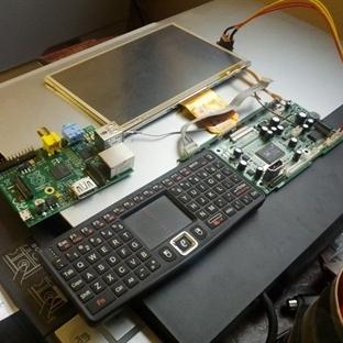 Raspberry Pi İle Laptop Yapın