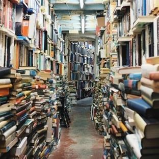 Sahaflara Kitap Satmak