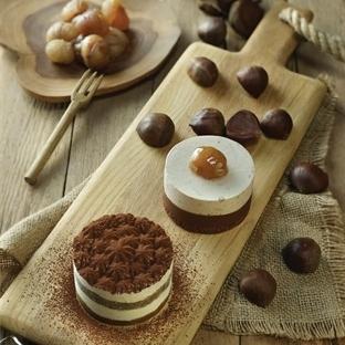 Samimi ve tutku dolu Çikolata Kestane…