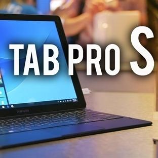 Samsung TabPro S yarın satışa sunuluyor
