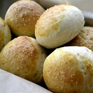 Sandviç (Hamburger) Ekmeği